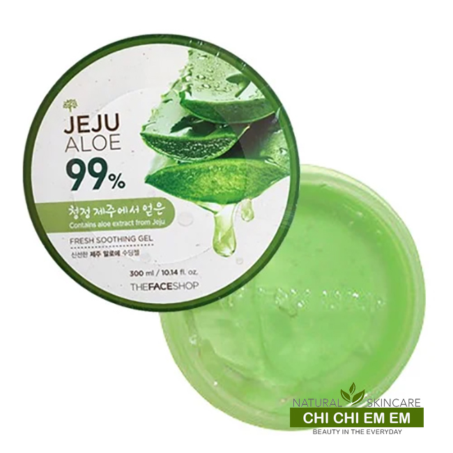 The Face Shop Jeju Aloe Fresh Soothing