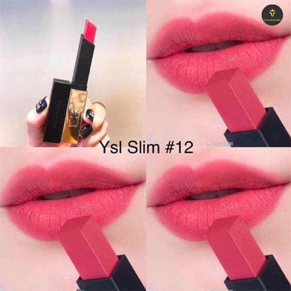 Son YSL Rouge Pur Couture The Slim Màu 07